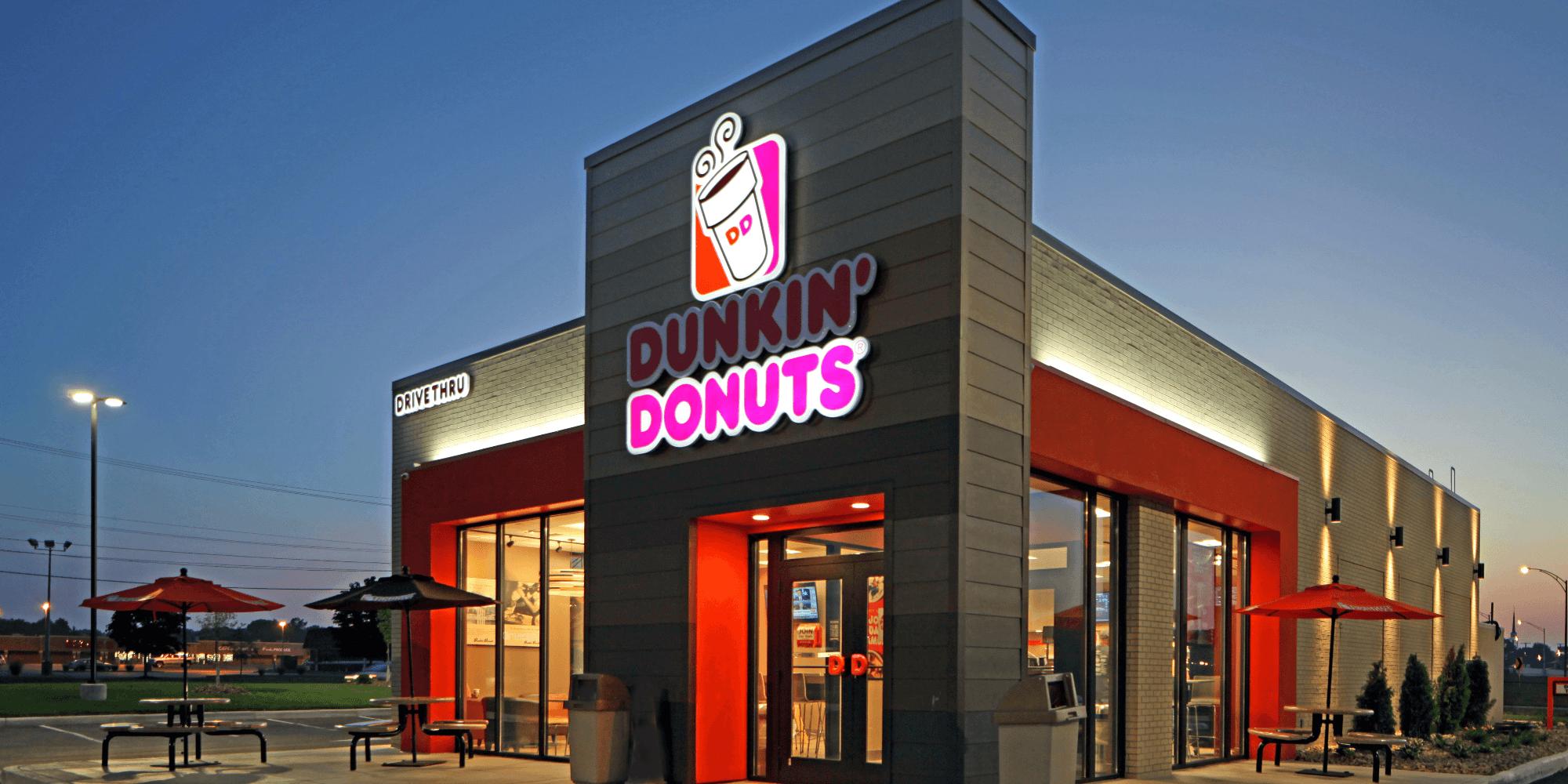 Dunkin Donuts Boardman