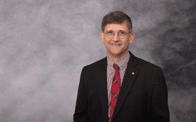 Sekanick recognized as Richard Upjohn Fellow