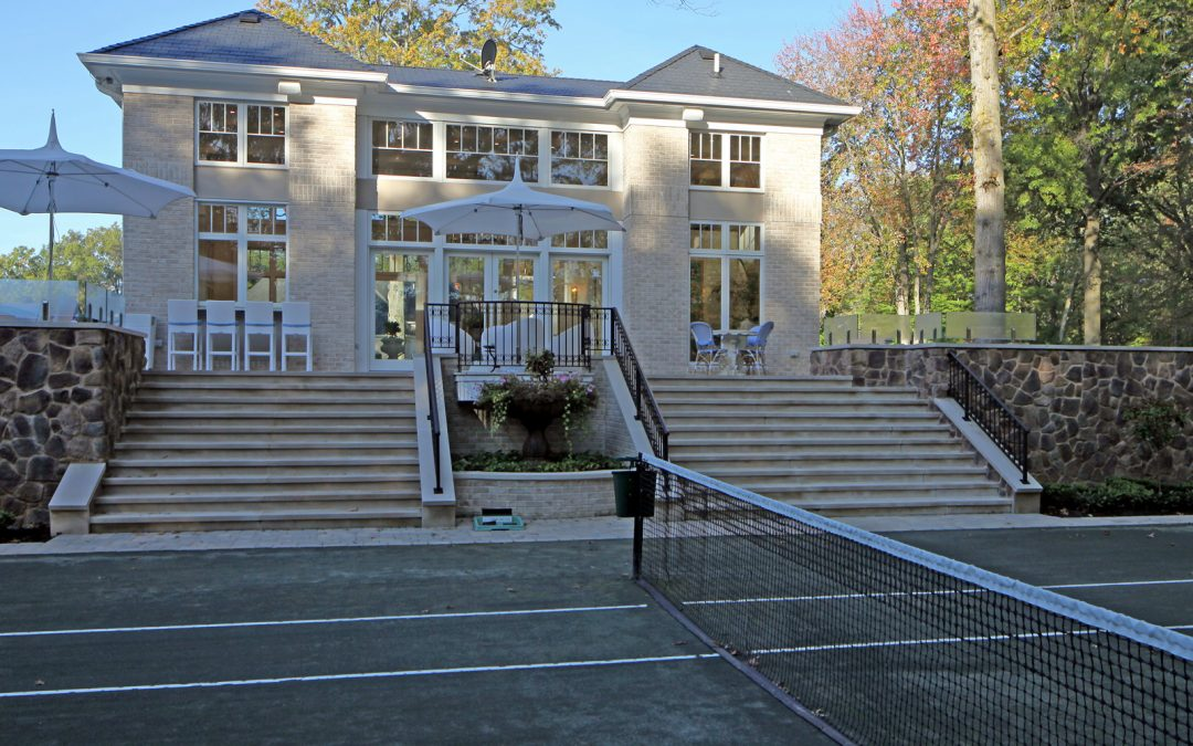 Private Tennis Cottage