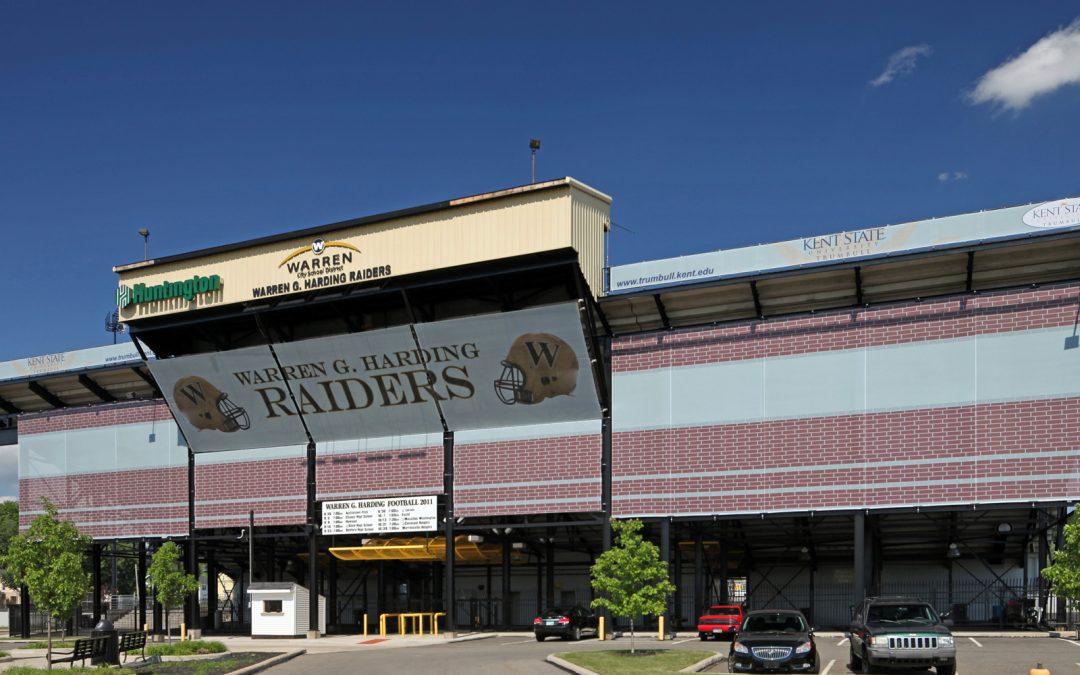 Warren G. Harding High School Stadium